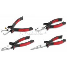 Набор шарнирно-губцевого инструмента из 4 предметов CIMCO 10 4020