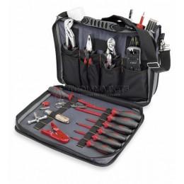 """Профессиональный набор инструментов  """"DNT"""" 33 предмета в сумке СIMCO 17 3316"""