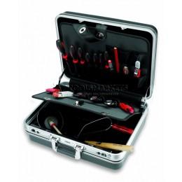 Профессиональный набор инструментов в пластиковом чемодане 24 предмета CIMCO 17 0500