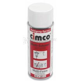 Заказать Спрей-очиститель пенный универсальный MULTI SCHAUM 400 мл CIMCO 15 1152  отпроизводителя CIMCO