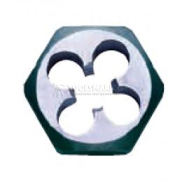 Шестигранная плашка 04601 EXACT GQ-04601
