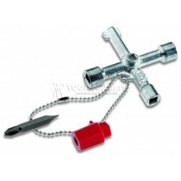 Стандартный ключ для распределительных шкафов CIMCO 11 2894