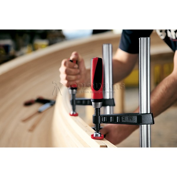 Струбцина из ковкого чугуна TG с системой Best-Comfort BESSEY BE-TG12-2K