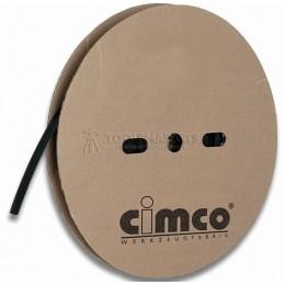 Заказать Тонкостенные термоусадочные трубки черного цвета, термоусадочное соотношение 2:1 CIMCO 18 1330 отпроизводителя CIMCO