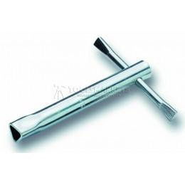 Заказать Трубчатый шкафной ключ с воротком М4 CIMCO 11 2902 отпроизводителя CIMCO