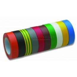 Набор изолент универсальных цветных ПВХ 10 предметов CIMCO 16 0000