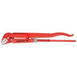 Заказать Клещи трубные губки наклонены под углом 45° 320 мм KNIPEX KN-8320010 отпроизводителя KNIPEX