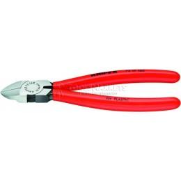 Кусачки диагональные для пластмассы 160 мм KNIPEX KN-7201160