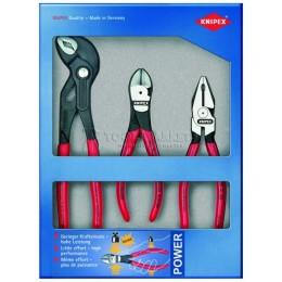 Набор инструментов особой мощности 3 предмета KNIPEX KN-002010