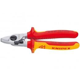 Кабелерез для резки кабелей VDE 165 мм KNIPEX KN-9526165