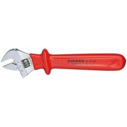 Заказать Разводной ключ 30 мм VDE 250 мм KNIPEX KN-9807250 отпроизводителя KNIPEX