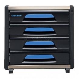 Заказать Модуль инструментального ящика WorkMo W2, 4 ящика H6 1110 WM 24 GEDORE 2954311 отпроизводителя GEDORE