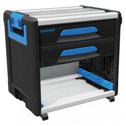 Заказать Модуль инструментального ящика WorkMo W2, 2 ящика H6, с отделением для L-BOXX 1110 WM 221 GEDORE 2954338 отпроизводителя GEDORE