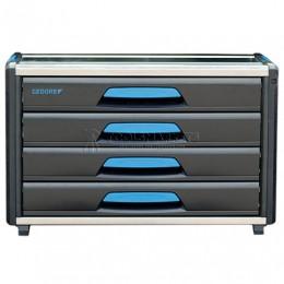 Заказать Модуль инструментального ящика WorkMo W3, 4 ящика H6 1110 WM 34 GEDORE 2954346 отпроизводителя GEDORE
