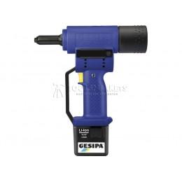 Заклёпочник Powerbird SRB 4.8 аккумуляторный для вытяжной заклепки GESIPA 7240047