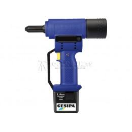 Заказать Заклёпочник Powerbird с датчиком давления аккумуляторный для вытяжной заклепки GESIPA 7240160 отпроизводителя GESIPA