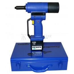 Заказать Заклёпочник Powerbird аккумуляторный для вытяжной заклепки GESIPA 7240031 отпроизводителя GESIPA