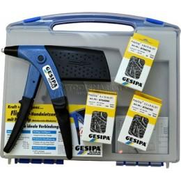 Заказать Заклёпочник Flipper в боксе + 3 вида заклепок  GESIPA 7010002 отпроизводителя GESIPA