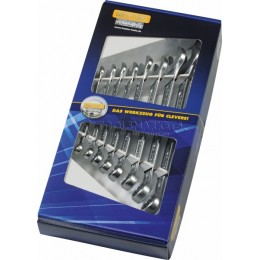 Набор комбинированных ключей B 50810-12-M 12 предметов HEYCO HE-50810827180