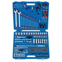 Набор инструментов универсальный 153 предмета KING TONY 7553MR