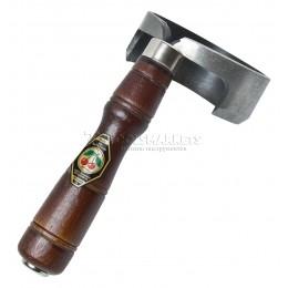 Заказать Скобель выпуклый с 1 деревянной рукояткой 170 мм KIRSCHEN KR-4018000 отпроизводителя KIRSCHEN