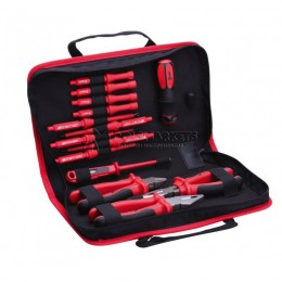 Набор изолированного инструмента НИИ-08 15 предметов КВТ 61952