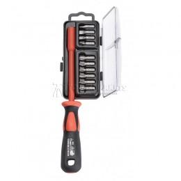 Набор диэлектрических отверток НИО-5510 10 предметов КВТ 69305