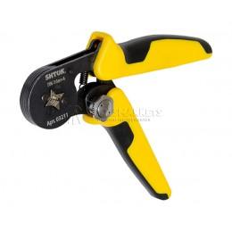 Пресс-клещи для опрессовки втулочных наконечников 0.25-16мм2 ПК-16вт-4, SHTOK SH-03211