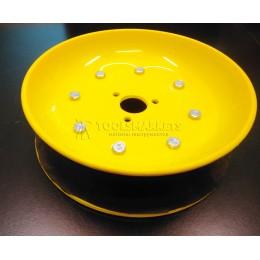 Заказать Колесо пластиковое 185 мм для тросохода TR-КП отпроизводителя РОССИЯ