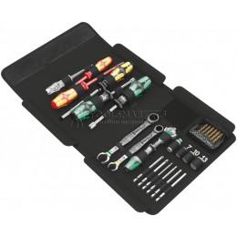 Заказать Набор инструментов для сантехники Kraftform Kompakt SH 1, 25 предметов WERA WE-135927 отпроизводителя WERA