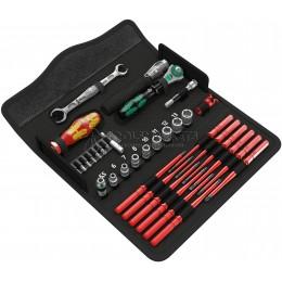 Набор инструментов Kraftform Kompakt W 1 сервисный 35 предметов WERA WE-135926