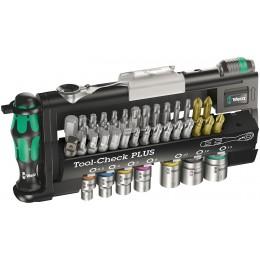 Набор с ручкой-держателем Tool-Check PLUS WERA WE-056490