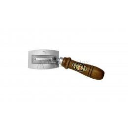 Заказать Резак для шпона с изогнутой деревянной ручкой KIRSCHEN KR-4200000 отпроизводителя KIRSCHEN