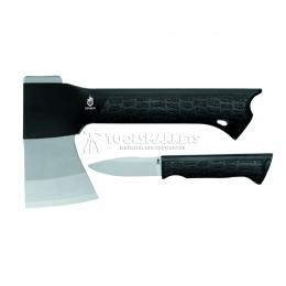 Набор туристический топор + нож Gator combo GERBER 31001054N/2249470