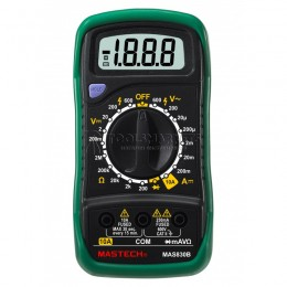 Мультиметр цифровой MAS830B КВТ 57761