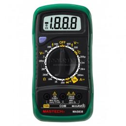 Мультиметр цифровой MAS 838 КВТ 57762