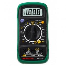 Мультиметр цифровой MAS 830L КВТ 59718