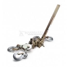 Заказать Лебедка ручная ЛР-15 КВТ 57757 отпроизводителя КВТ