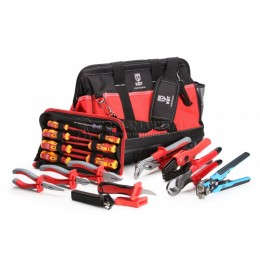 Набор инструментов электрика 10 предметов НИЭ-01 КВТ 63033