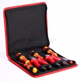 Заказать Набор диэлектрического инструмента 7 предметов НИИ-09 КВТ 63995 отпроизводителя КВТ