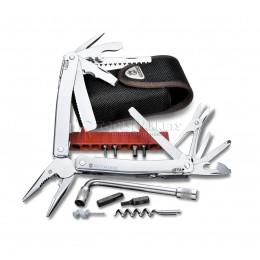 Мультитул SwissTool Spirit 38 кожаный чехол Victorinox 30238L