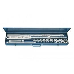 Динамометрический ключ DREMOMETER AL набор 16 предметов 8565-03 GEDORE 7682940