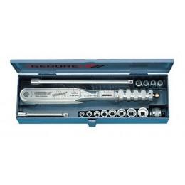 Динамометрический ключ DREMOMETER A набор 15 предметов 8560-03 GEDORE 7682430