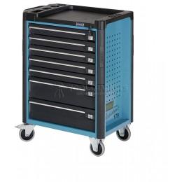 Заказать Тележка инструментальная 7 ящиков, синяя HAZET 179-7 отпроизводителя HAZET