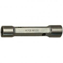 Двусторонний торцевой ключ 12 x 13 мм HEYCO HE-00530121380