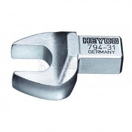 Заказать Насадка рожковая для прямоугольного привода 13 мм, 14х18 мм HEYCO HE-00794311380 отпроизводителя HEYCO