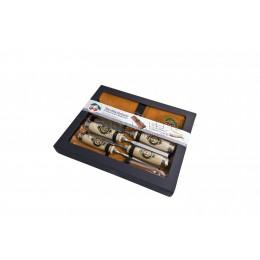 Заказать Набор стамесок с рукоятками из граба в кожаном футляре 4 предмета 1151 LRT KIRSCHEN KR-1151000 отпроизводителя KIRSCHEN