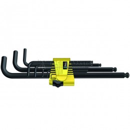 Заказать Набор Г-образных шестигранных ключей, дюймовых, 9 предметов BlackLaser 950 PKL/9 SZ N WERA WE-022171 отпроизводителя WERA