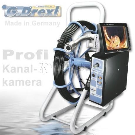 Камера для телеинспекции трубопроводов МИНИ 3000 COLOR, базовый комплект G.DREXL D.3000-S1