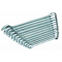 Набор комбинированных ключей K 50810-12-M-2 12 предметов HEYCO HE-50810927280